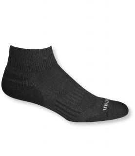 Womens  All Sport Socks, Midweight Quarter Crew
