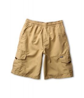 Rip Curl Kids Higgins Walkshort Boys Shorts (Khaki)