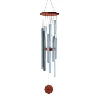Border Concepts Inc JW Stannard Masterworks 43 in. Full Moon Wind Chime