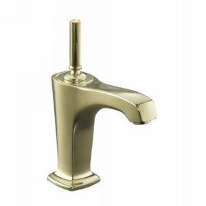 Kohler K 16230 4 AF Margaux One Handle Single Control Lavatory Faucet