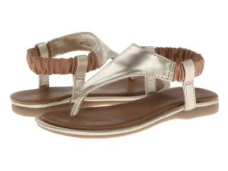 Kenneth Cole Reaction Kids Float On U Girls Shoes (Metallic)