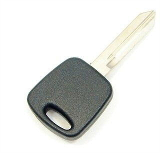 2005 Ford Focus transponder key blank