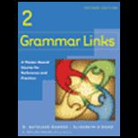 Grammar Links, Volume 2   Complete   Text Only