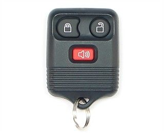 2012 Ford Econoline E Series Keyless Entry Remote