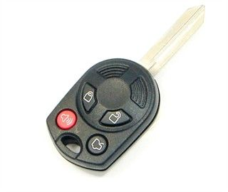 2009 Lincoln MKX Keyless Entry Remote key