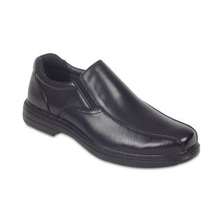 Deer Stags State Slip on Mens Shoes, Black