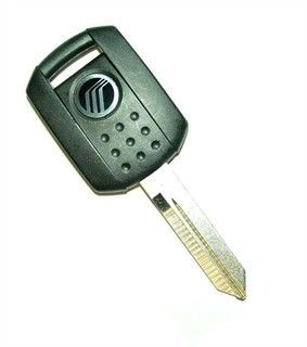 2009 Mercury Mountaineer transponder key blank