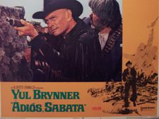 Adios Sabata (Original Lobby Card   #5) Movie Poster