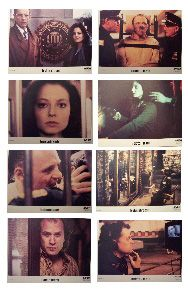 The Silence of the Lambs (Original Lobby Card Set) Movie Poster