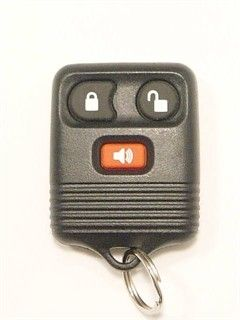 2006 Lincoln Mark LT Keyless Entry Remote   Used