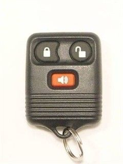 2008 Lincoln Mark LT Keyless Entry Remote   Used