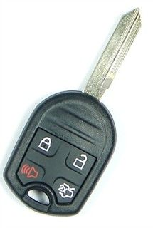 2011 Lincoln Navigator Keyless Remote Key