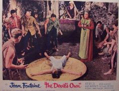 The Devils Own (Original Lobby Card   #8) Movie Poster