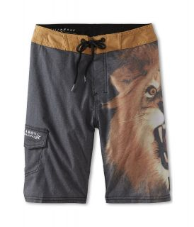 Billabong Kids Wild Boardshort Boys Swimwear (Gold)