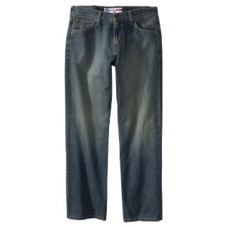 Denizen Mens Straight Fit Jeans 32x34