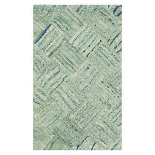 Safavieh Reed Area Rug   Green/Multicolor (4x6)