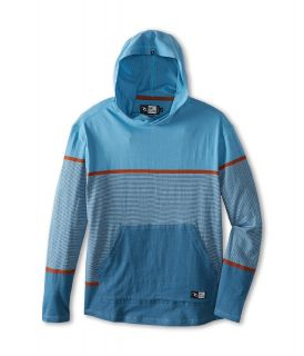 Rip Curl Kids Style Points Pullover Hoodie Boys Sweatshirt (Blue)