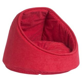 Aspen Hooded Cat Bed   Chili Pepper (16)