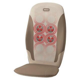 HoMedics Dual Shiatsu Massage Cushion