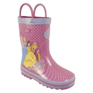 Disney Princess Girl Rain Boot   7