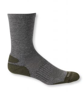 Mens All Sport Socks, Lightweight Crew