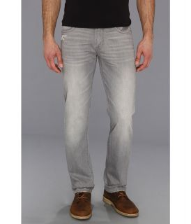 Lucky Brand 221 Original Straight 32 Mens Jeans (Gray)