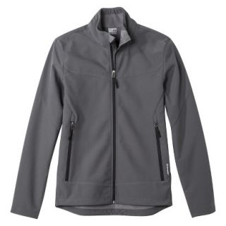 C9 by Champion Mens VentureDry Soft Shell Jacket   Charcoal Grey M