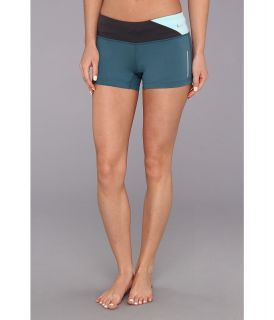 Nike Dri FIT Epic Run Boy Short Womens Shorts (Green)