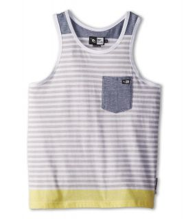 Rip Curl Kids Arrogant Youth Tank Top Boys Sleeveless (Yellow)