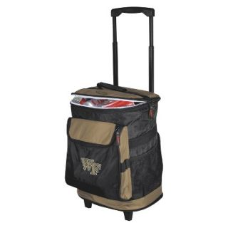 NCAA Wake Forest Rolling Cooler