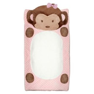 CoCaLo Plush Chging Pad Cover Girl Monkey