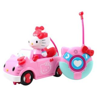 Hello Kitty Remote Control Car