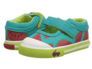 See Kai Run Kids Angela Girls Shoes (Blue)