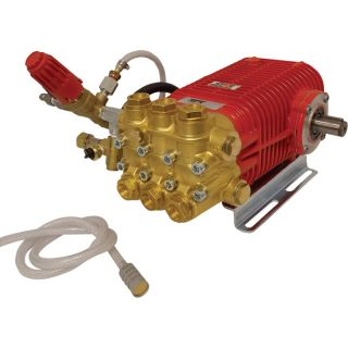 NorthStar Easy Bolt On Super High Flow Pressure Washer Pump   7.0 GPM, 3500 PSI,