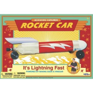Alex Brands Scientific Explorer 0SA203 Rocket Car Science Kit