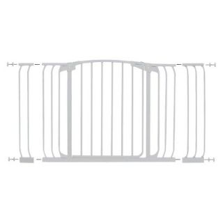 Dreambaby Chelsea Xtra Hallway Swing Close Gate Combo   White