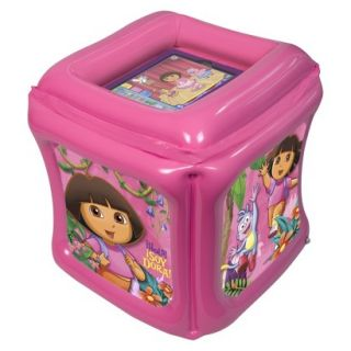 Dora The Explorer Inflatable Play Cube for iPad with App Included