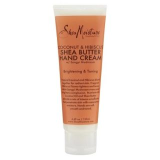 SheaMoisture Coconut & Hibiscus Shea Butter Hand Cream   4.4 fl oz