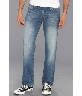 Lucky Brand 221 Original Straight 32 Mens Jeans (Blue)