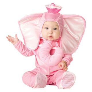 Pink Elephant Infant/Toddler Costume   18 Months  2T