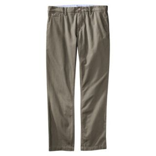 Mossimo Supply Co. Mens Slim Fit Chino Pants   Bitter Chocolate 36x32