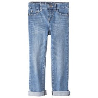 Genuine Kids from OshKosh Infant Toddler Girls Jeans   Blue 12 M