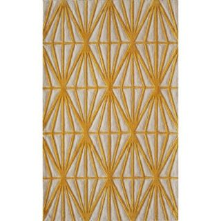 Circuit Area Rug   Gold (8x10)