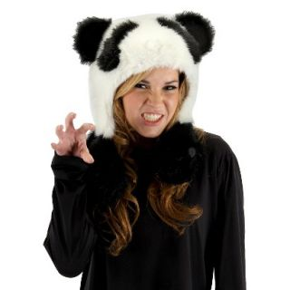 Adult Panda Bear Hug Hat