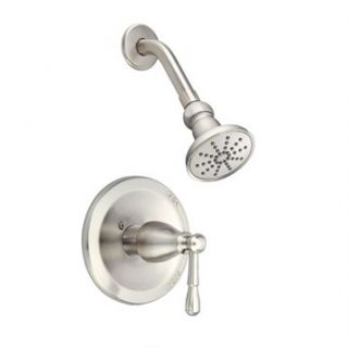 Danze Eastham Trim Only Single Handle Pressure Balance Shower Faucet   Brushed N