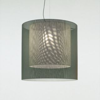 Moare Medium Double Shade Pendant Light