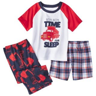 Just One You Made by Carters Infant Toddler Boys 3 Piece Short Sleeve Truck