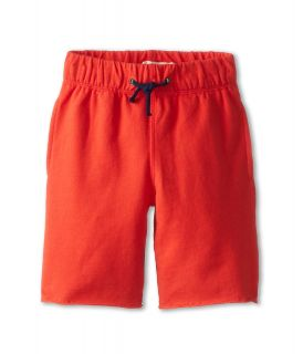 Appaman Kids Super Soft Classic Cotton Jersey Camp Shorts Boys Shorts (Red)