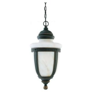 Sea Gull Lighting Portofino 2 Light Mojave Luster Outdoor Fixture 60055 764