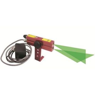 Johnson 110V AC Green Industrial Alignment Cross Line Laser Level 40 6232